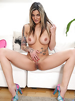 Anilos.com - Freshest mature women on the net featuring Anilos Klarisa Leone big tit anilos